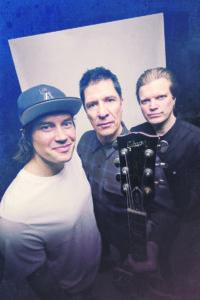 Atomirotta-yhtye.
