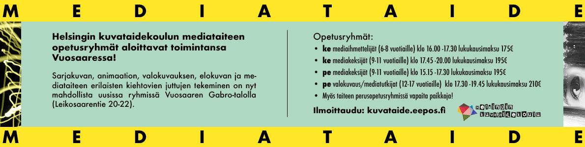 Mediataide BANNERi 32-20