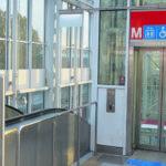 Vuosaaren metroaseman hissit peruskorjataan