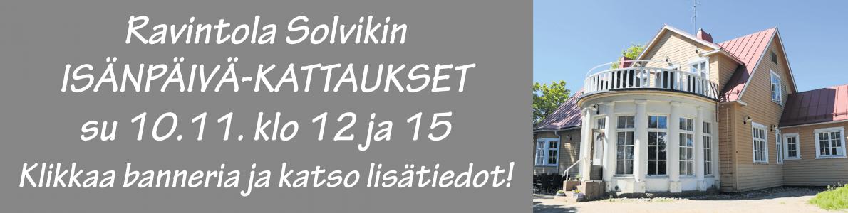 ravintolasolvik.fi