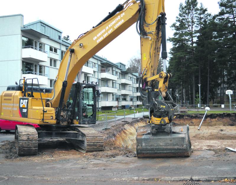 Pienen Villasaaren tielle rakennetaan kerrostaloa