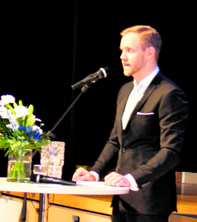 Lasten ja nuorten säätiön toiminnanjohtaja Olli Alanen.