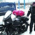 Motskarilla Murmanskiin – talvella!