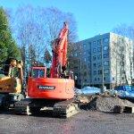 Lokkisaaren–Punakiventien alueella rakennetaan