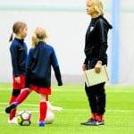 Ex-huippufutari Anne Parnila kehittämässä FC Viikinkien tyttöpuolta