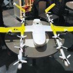 Vilkas keskustelutilaisuus droneista – lentävä kotiinkuljetus on ilmainen