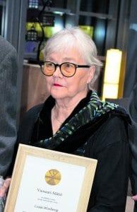 Liisa Winberg.