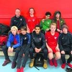 Futsal-menestystä FC Viikingeille P14-sarjassa
