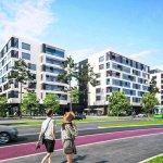 Kaupunginhallitus hyväksyi Merikorttikuja 6:n uudet talot