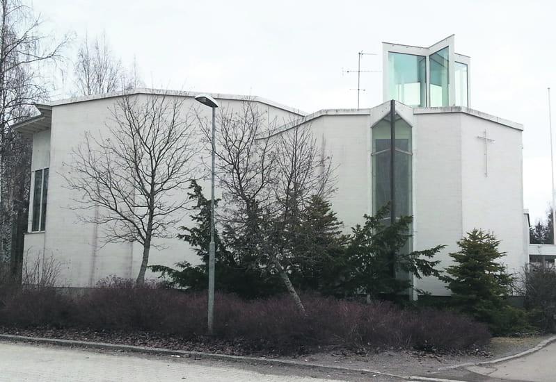Merirasti-kappeli