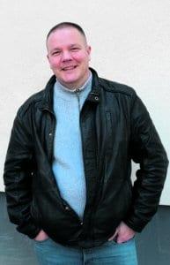 Markus Ahonen viihtyy Irlannissa mainiosti.