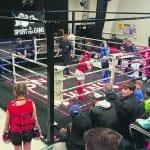 Thainyrkkeilyn juniorimestaruuksia Vuosaareen