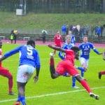 FC Viikingeille avausvoitto