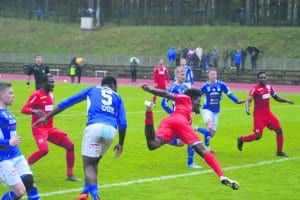 FC Viikingit.