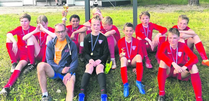 FC Viikingit P05/siniset