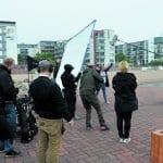 Uutta tv-sarjaa filmattiin Vuosaaressa