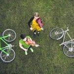 Viuluduo starttaa pyöräkiertueensa Vuosaaresta