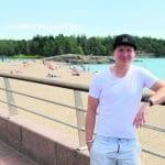 Kiekkokiertäjä Roope Ranta nakuttaa pisteitä Saksassa