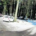 Mustavuoren ulkoilualueelle tulossa vihdoin lisää pysäköintipaikkoja