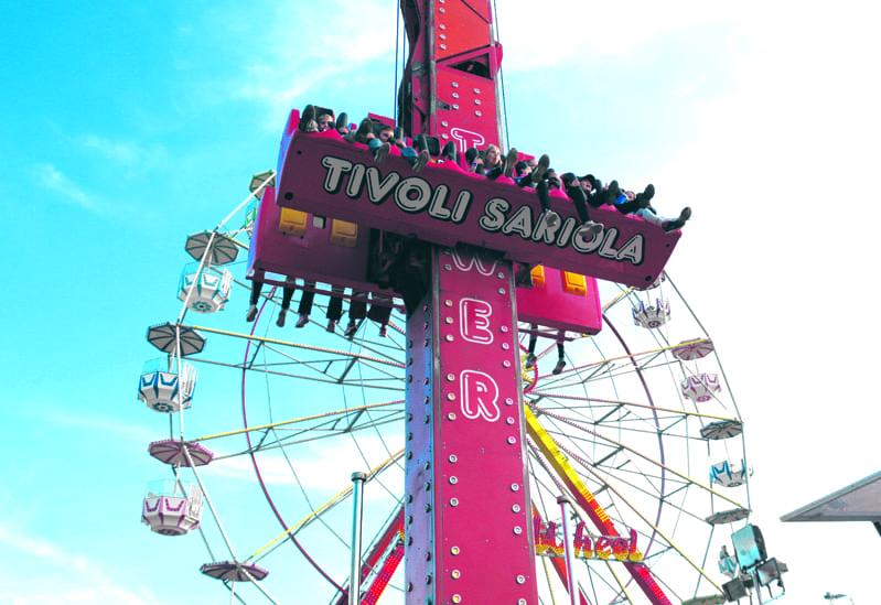 Tivoli Sariola.