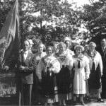 Nordsjö Sångkör vuonna 1944