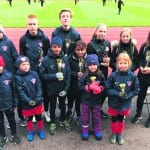 FC Viikinkien kausi jatkuu, junioreita palkittiin