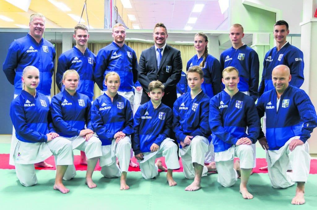 Vuosaaren Urheilutalolla harjoitteleva Helsingin Shukokai Karate Ry on perustettu vuonna 1987.