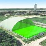 Vuosaaren jalkapallohalli-hankkeelle UEFA:n tukea