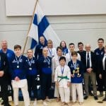 Shukokain juniorit SM-kisoissa