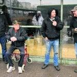 Dokumenttielokuva miesten yhteisöllisyydestä alkoholin varjossa