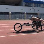 Amanda Kotajalla tähtäimessä paralympiakulta