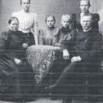 Vuosaarta 1900-luvun vaihteessa