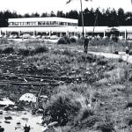 Pohjoisen ostoskeskuksen ja Kangaslammen seutua ennen vanhaan