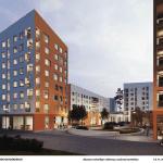 Pohjoisen ostoskeskuksen alueen ja Ilveskorvenpuiston suunnitelmia esiteltiin asukastilaisuuksissa