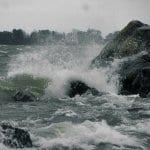 Elina-myrsky näytti voimansa