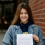 Kirjoituskilpailun voitto vie lukiolaisen maailmanmatkalle