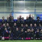 FC Viikinkien perinteinen tyttöleiri pidettiin Eerikkilässä