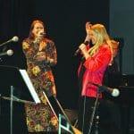 Rajaton jazz -festivaalilla kuultiin kahta upeaa naislaulajaa Vuotalossa
