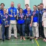 Helsingin Shukokai Karatelle SM-mitaleita