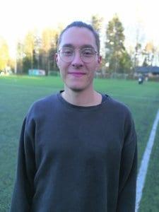Keski-Vuosaaressa asuva jakeluauton kuljettaja Niklas Henriksson, 32 on ollut vuosaarelainen lähes 30 vuotta.