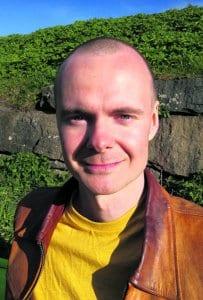 Rastilassa asuva valtion virkamies Juha Puutula, 38, on ollut vuosaarelainen koko elämänsä.