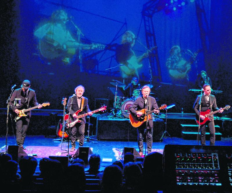 Easy The Eagles Tribute Band esiintyy taas Vuotalossa.