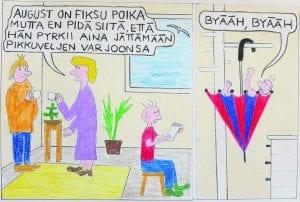 Piirros: Mikko Tyynilä