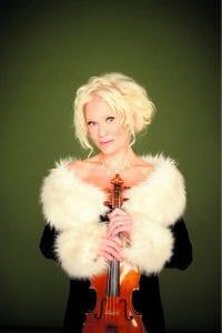 Linda Lampenius on kärsinyt tänä vuonna terveyshuolista. Kuva: Liisa Valonen