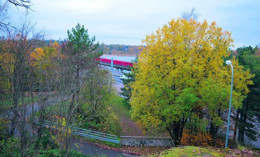 Meri-Rastilaan Vuosaaren sillan juureen ei rakenneta. Metsä ja ranta säilyvät nykyisellään.