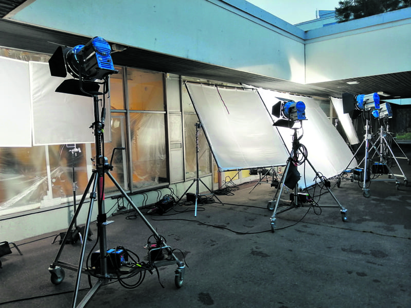 Vuosaaren Pohjoisella ostoskeskuksella filmattiin viikolla 45 Aalto-yliopiston lyhytelokuvaa Ninni. Kuvauksia tehtiin S-marketin tyhjiksi jääneissä tiloissa.