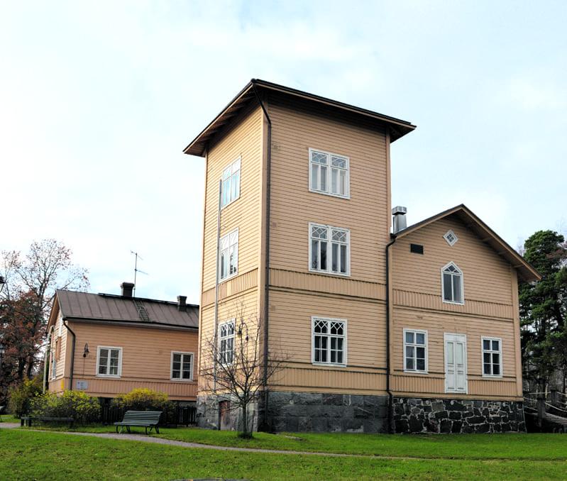 Kaupunkiympäristölautakunta käsitteli 3.11. kokouksessaan myyntiin tulevia kaupungin rakennuskohteita. Yksi myytävistä kohteista on Vuosaaressa sijaitseva Nordsjön kartano kivikellareineen osoitteessa Itäreimarinkuja 14.