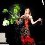 Kirjailija Laura Gustafssonia kiehtoo Vuosaaren monipuolisuus ja vastakohdat