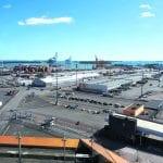 Vuosaaren satamassa käynnistyi muovien kierrätyksen pilotointi