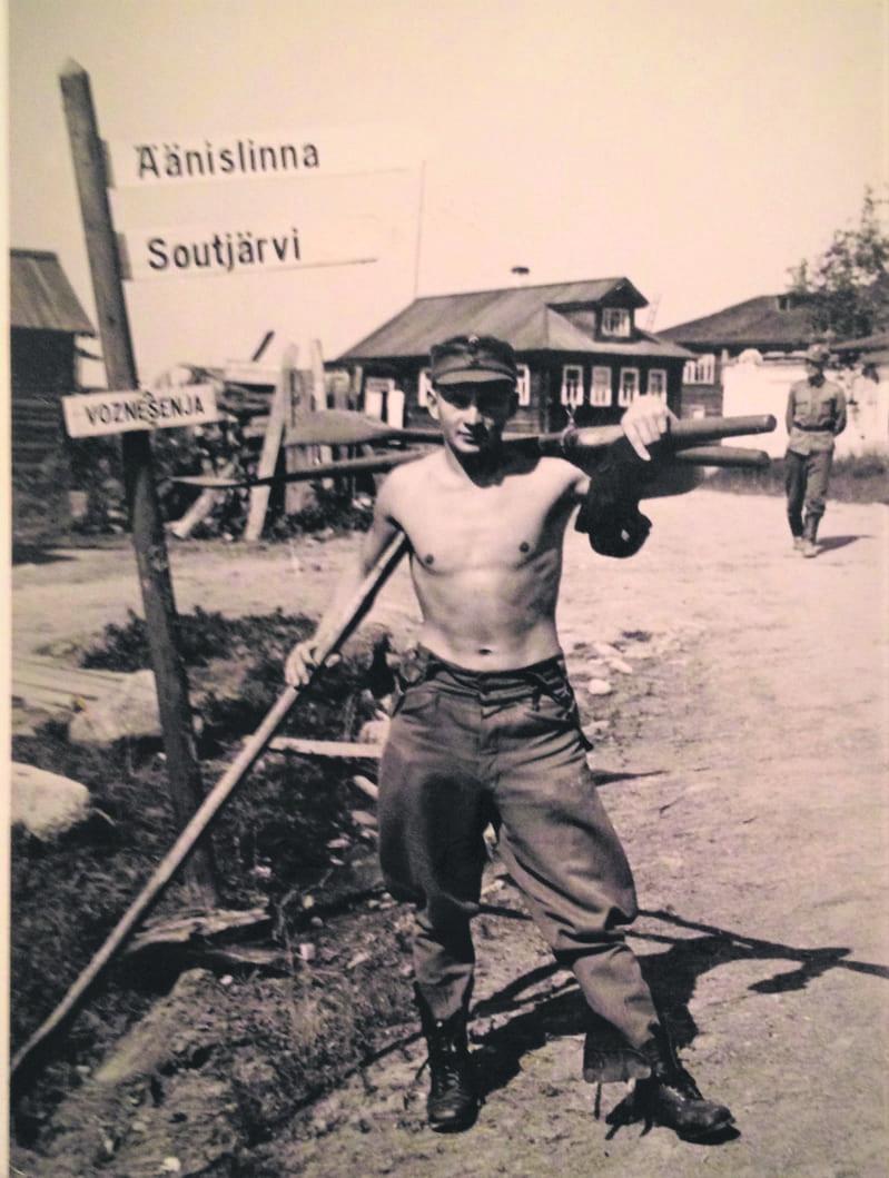 Voznesenjessä oli vuonna 1942 7. divisioonan johtamispaikka.